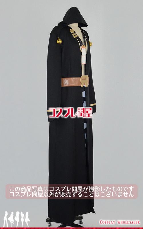 ジョジョの奇妙な冒険 第5部 リゾット・ネエロ 髪飾り付き コスプレ衣装 フルオーダー [3130]