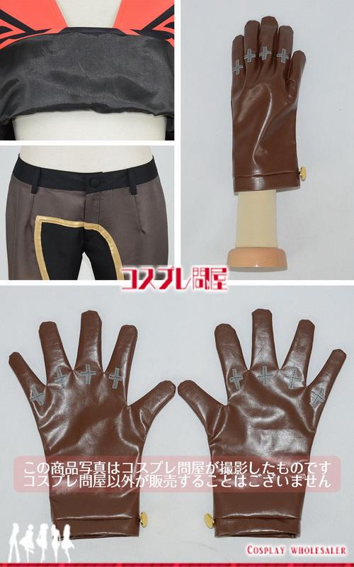 第五人格 カウボーイ 手袋付き コスプレ衣装 フルオーダー [3160]