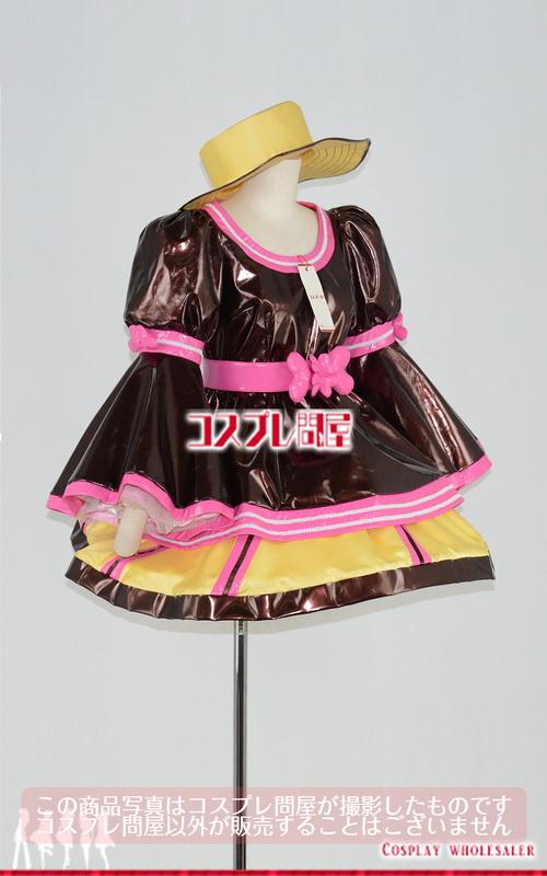 東京ディズニーシー(TDS) テーブル・イズ・ウェイティング ミニー マドモアゼル 帽子付き レプリカ衣装 フルオーダー [3136] 🅿