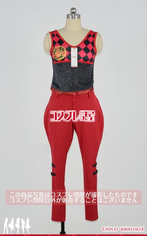 刀剣乱舞(とうらぶ) 加州清光 単騎出陣2017 ミュージカル インナー&ズボン&腕輪 レプリカ衣装 フルオーダー [2564A]