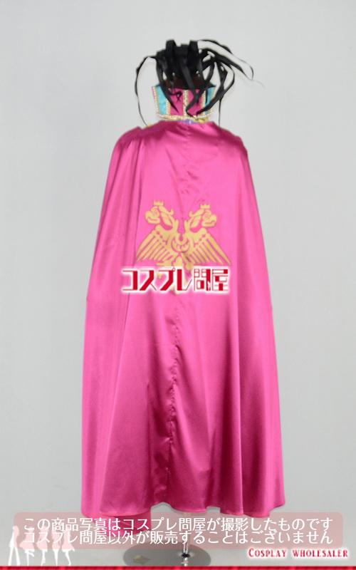ドラゴンクエストXI(ドラクエ11) デルカダール王 帽子付き コスプレ衣装 フルオーダー [3372]