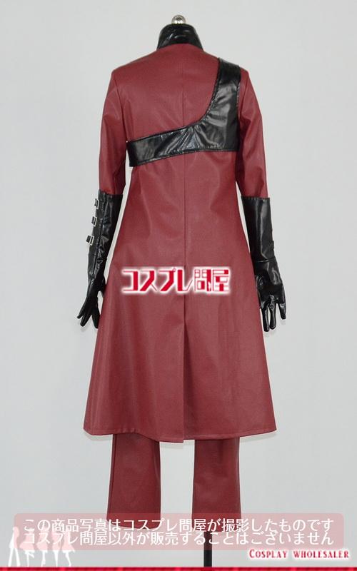 デビルメイクライ2 ダンテ 手袋付き 合皮製 コスプレ衣装 フルオーダー [3367]