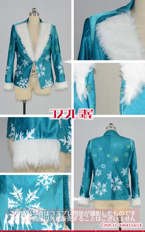 東京ディズニーシー(TDS) パーフェクト・クリスマス 男性ダンサー 緑 レプリカ衣装 フルオーダー [3337]