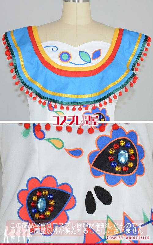 東京ディズニーシー(TDS) チップとデールのスケルトン・フィエスタ クラリス レプリカ衣装 フルオーダー [3364]