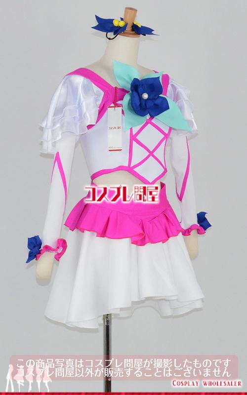 Yes!プリキュア5GoGo! ミルキィローズ 髪飾り付き コスプレ衣装 フルオーダー [3406]