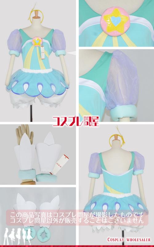 スター☆トゥインクルプリキュア(スタプリ) キュアミルキー 靴下付き コスプレ衣装 フルオーダー [3234]