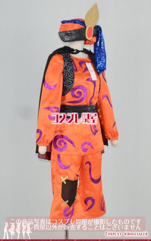 東京ディズニーシー(TDS) ザ・ヴィランズ・ワールド グーフィー 帽子付き レプリカ衣装 フルオーダー [3240]