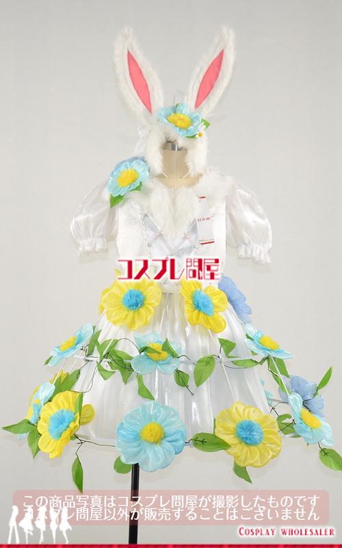 東京ディズニーランド(TDL) ヒッピティ・ホッピティ・スプリングタイム2016 ガーデンバニー ダンサー 青 レプリカ衣装 フルオーダー [2039-1] 🅿