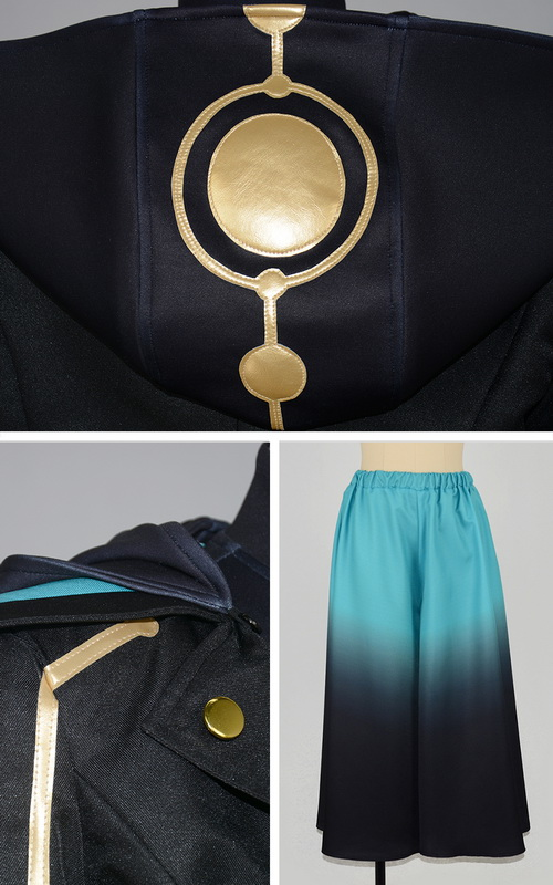 Fate/Grand Order(フェイトグランドオーダー・FGO・Fate go) アスクレピオス 第三段階 コスプレ衣装 フルオーダー [3667]