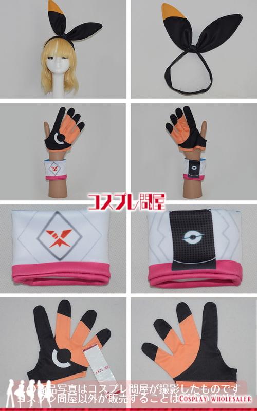 ポケットモンスター ソード・シールド サイトウ 手袋付き コスプレ衣装 フルオーダー [3664]
