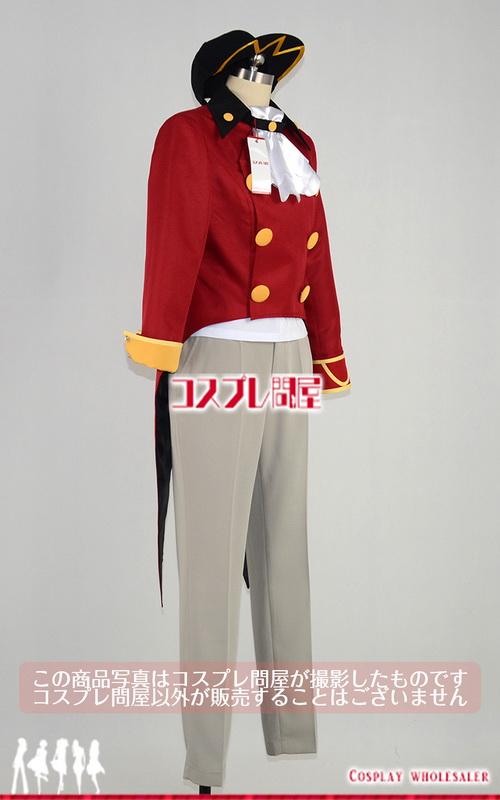 ポケットモンスター ソード・シールド ダンデ バトルタワー コスプレ衣装 フルオーダー [3712]