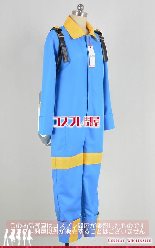 ポケットモンスターX・Y(ポケモン) シトロン 鞄付 コスプレ衣装 フルオーダー [0241]