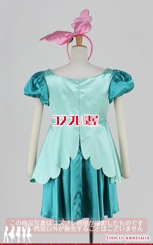 キラキラ☆プリキュアアラモード キラ星シエル 私服 髪飾り付き コスプレ衣装 フルオーダー [3552]