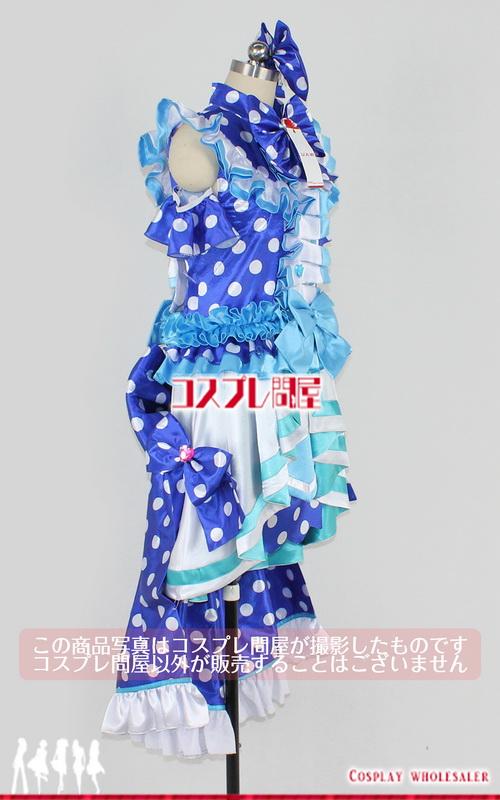 プリパラ 月川ちり NSエレガント フルセット コスプレ衣装 フルオーダー [3604]