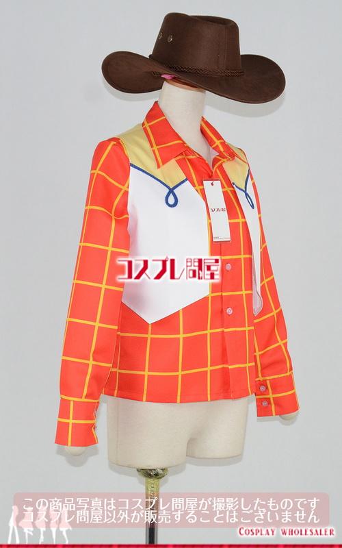 東京ディズニーランド(TDL) ラウンドアップ&プレイ ハリー 帽子付き レプリカ衣装 フルオーダー [3262]