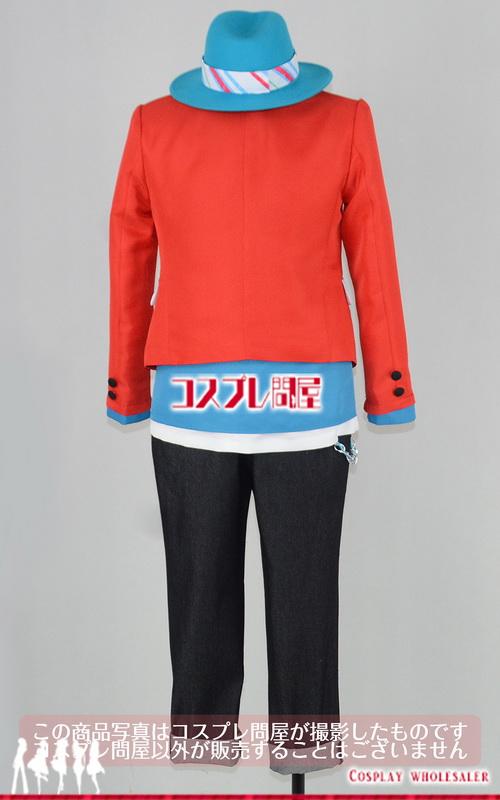 東京ディズニーシー(TDS) ハロー、ニューヨーク! ミッキー フルセット レプリカ衣装 フルオーダー [3507]