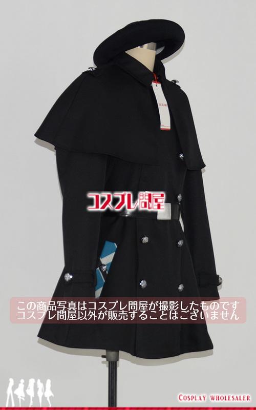 Fate/Grand Order(フェイトグランドオーダー・FGO・Fate go) マシュ・キリエライト 英霊旅装 帽子付き コスプレ衣装 フルオーダー [3766]