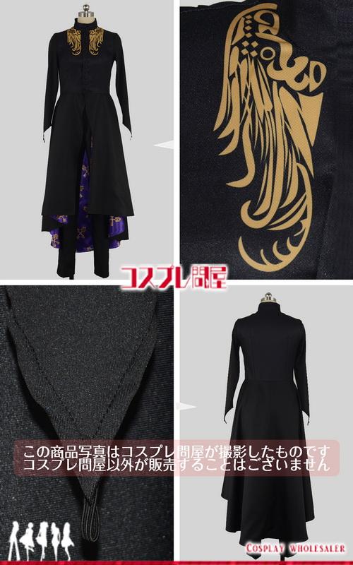 ツイステッドワンダーランド(ツイステ) 式典服 腰のチェーン飾り付き コスプレ衣装 フルオーダー [3852]