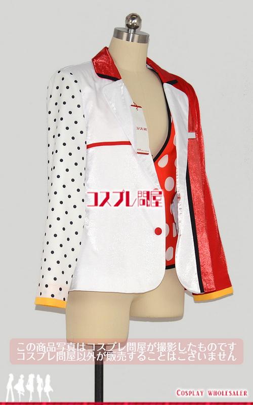 東京ディズニーランド(TDL) ベリー・ベリー・ミニー! ミッキー アウターのみ レプリカ衣装 フルオーダー [3792]
