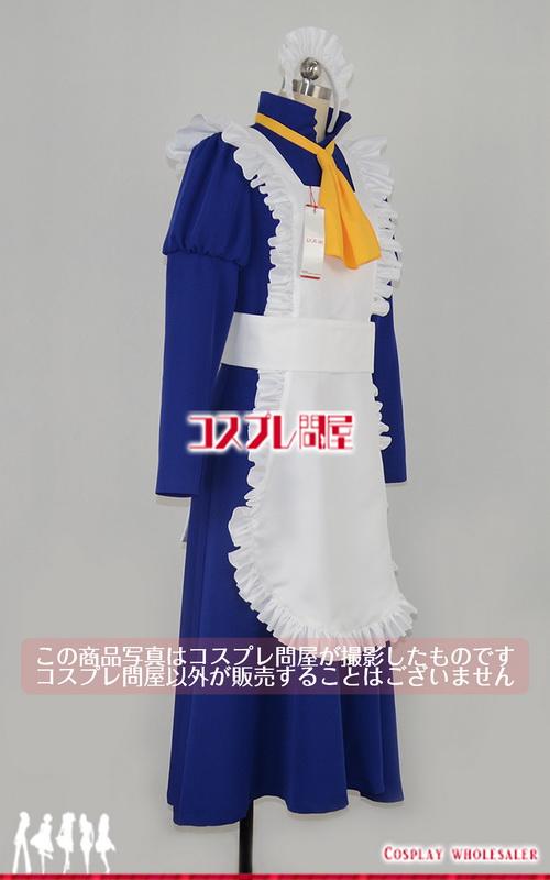 灼眼のシャナ ヴィルヘルミナ・カルメル 髪カチューシャ付き コスプレ衣装 フルオーダー [3798]