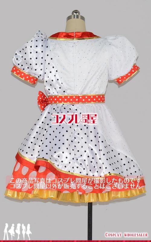 東京ディズニーランド(TDL) ベリー・ベリー・ミニー! ミニー パニエ付き レプリカ衣装 フルオーダー [3793]