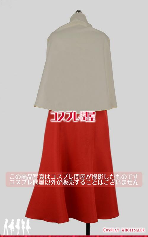 被虐のノエル ノエル・チェルクエッティ 赤ワンピース コスプレ衣装 フルオーダー [3690]