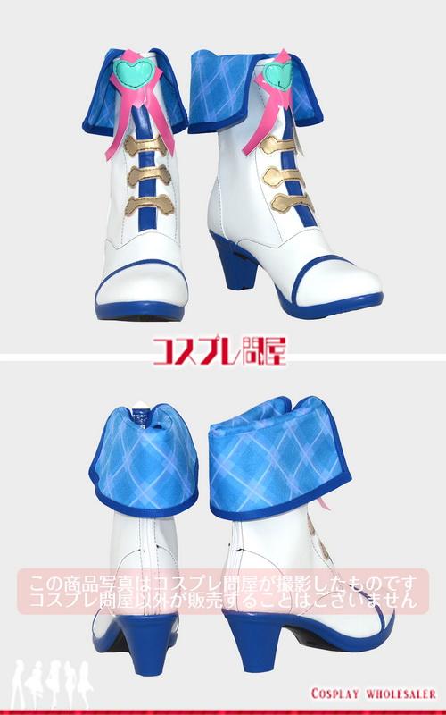 アイドルマスター ミリオンライブ! シアターデイズ(ミリシタ) 真壁瑞希 みんなへ愛をこめて ブーツ・靴のみ コスプレ衣装 フルオーダー [3760]