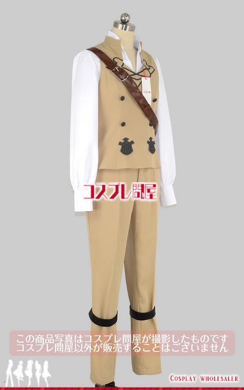 ファイアーエムブレム 風花雪月 夏服・第一部 男 コスプレ衣装 フルオーダー [3880]