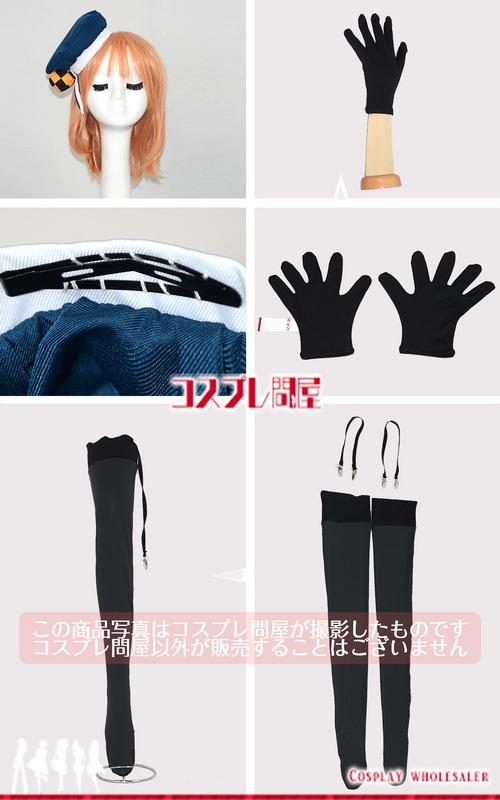 艦隊これくしょん -艦これ- 高雄 手袋&靴下付き コスプレ衣装 フルオーダー [3818]