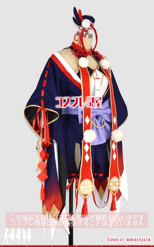 少女☆歌劇 レヴュースタァライト -Re LIVE- 音無いちえ 烏天狗 フルセット コスプレ衣装 フルオーダー [3858] 🅿