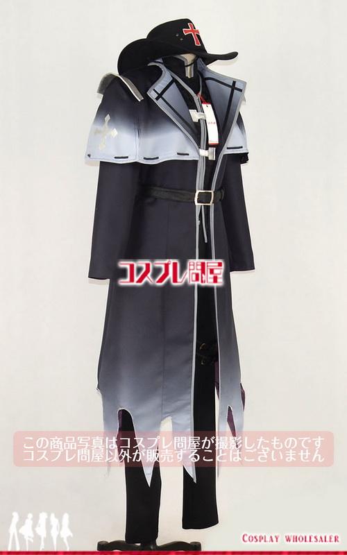 第五人格 カウボーイ 逆刃の鞭 マスク付き コスプレ衣装 フルオーダー [3689]