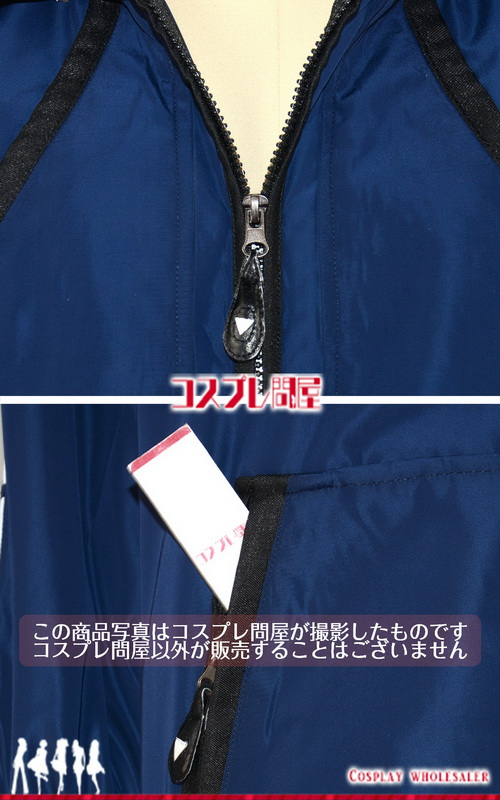 ツイステッドワンダーランド(ツイステ) イデア・シュラウド 制服 コスプレ衣装 フルオーダー [3873]