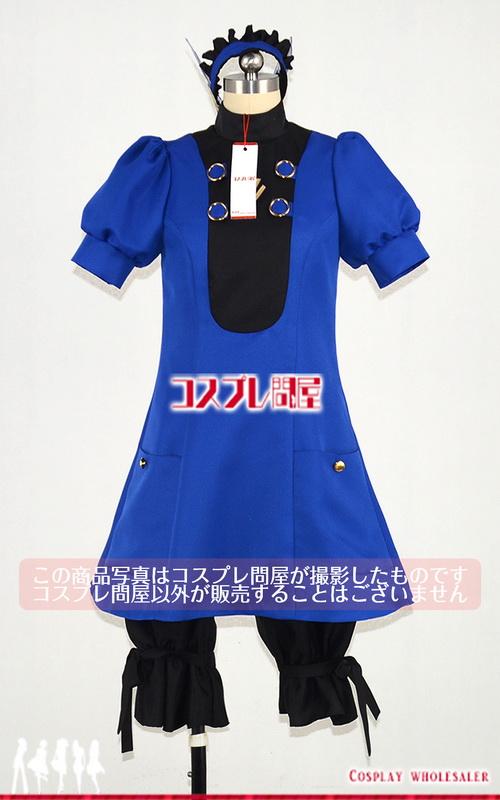 ペルソナ5(PERSONA5・P5) ラヴェンツァ 髪飾り付き コスプレ衣装 フルオーダー [3683]