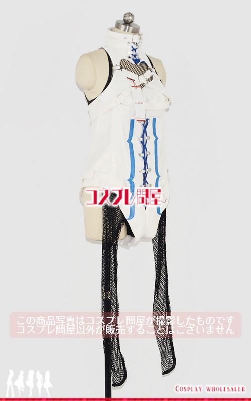 ファンタシースターオンライン2(PSO2) 幻創使徒礼装・氷 ベース ノーマル ボデーストッキング付き コスプレ衣装 フルオーダー [3881]