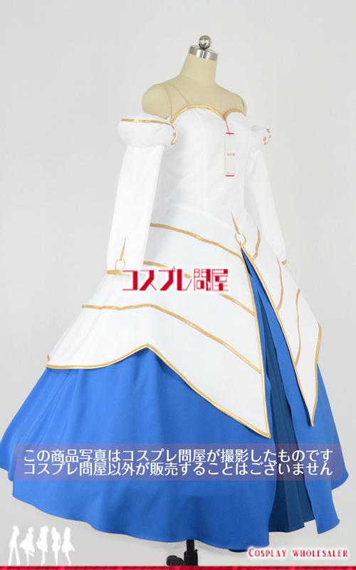 月姫 真祖アルクェイド パニエ付き コスプレ衣装 フルオーダー [3964]