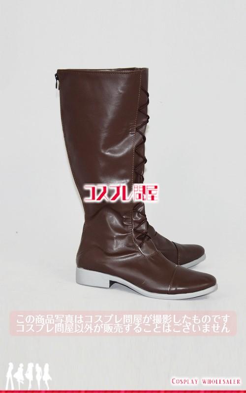 灼眼のシャナ ヴィルヘルミナ・カルメル 靴・ブーツのみ コスプレ衣装 フルオーダー [3798]