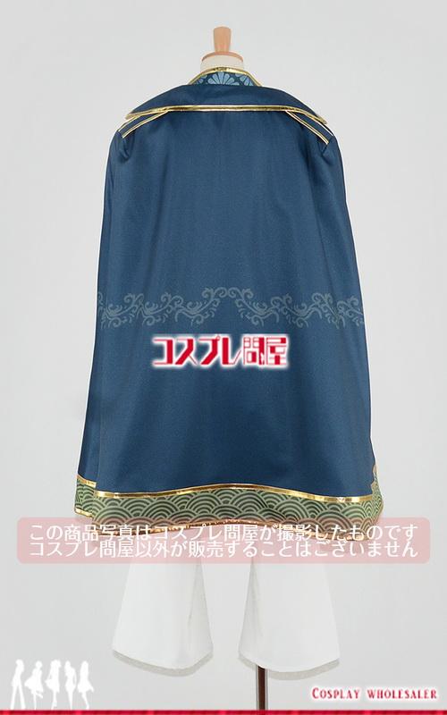 夢王国と眠れる100人の王子様 藤目 コスプレ衣装 フルオーダー [3193]