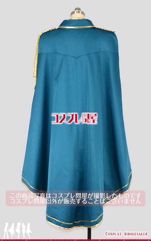 バーチャルYouTuber 弦月藤士郎 ジャケットとコートのみ コスプレ衣装 フルオーダー [3841]