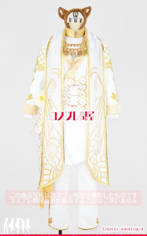 ツイステッドワンダーランド(ツイステ) レオナ ガラクチュール 刺繍版 髪カチューシャ付き コスプレ衣装 フルオーダー [3938]