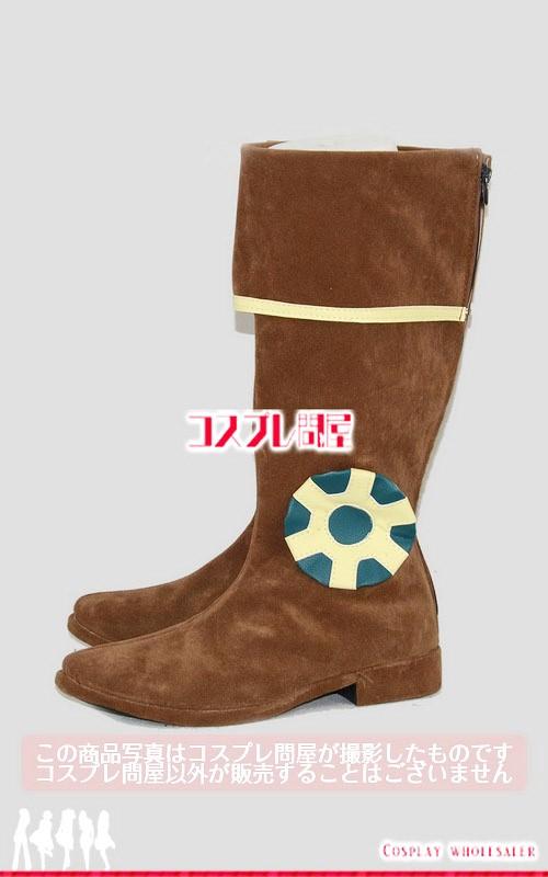 HUGっと!プリキュア ドクター・トラウム 靴・ブーツ コスプレ衣装 フルオーダー [3776]