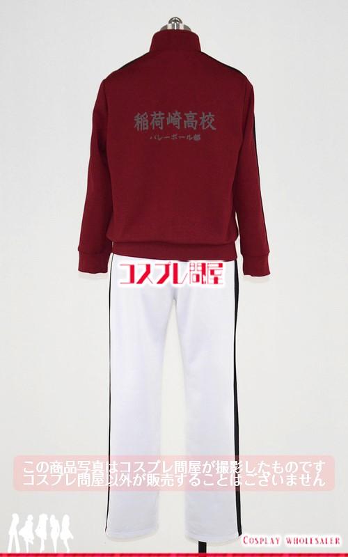 ハイキュー!! 稲荷崎高校 ジャージ コスプレ衣装 フルオーダー [3903]