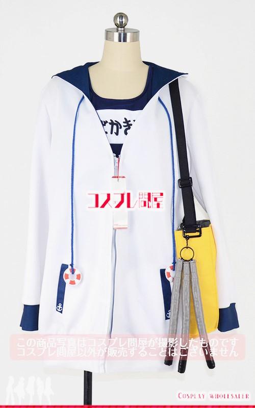 艦隊これくしょん -艦これ- 雪風 水着 鞄付き コスプレ衣装 フルオーダー [3955]