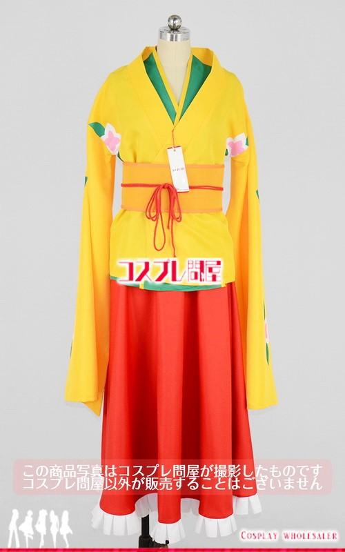 東方project(とうほうプロジェクト) 幺樂団の歴史 稗田阿求 髪飾り付き コスプレ衣装 フルオーダー [4062]