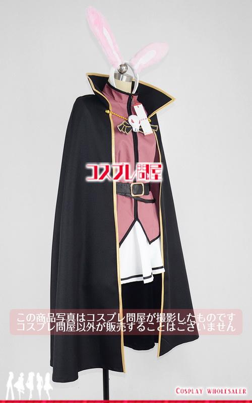 バーチャルYouTuber 大魔王ウーサ 擬人化 尻尾付き コスプレ衣装 フルオーダー [4162]