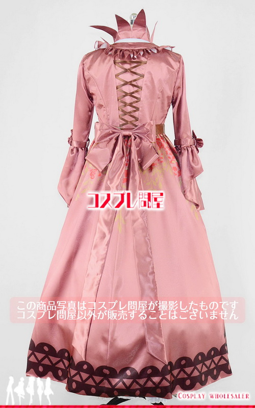 第五人格 血の女王 頬紅 パニエ付き コスプレ衣装 フルオーダー [4088]