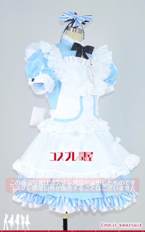 トリック・オア・アリス アリス 髪飾り付き コスプレ衣装 フルオーダー [D4276]