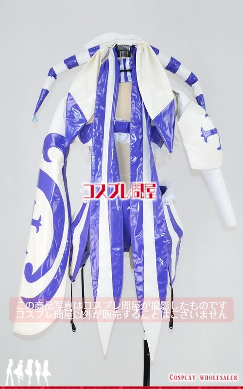 ビートマニア(beatmania IIDX) 青のルピカ 靴下付き コスプレ衣装 フルオーダー [4360] 🅿