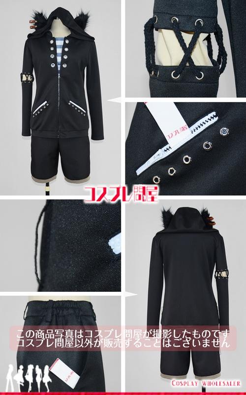 けものフレンズ(けもフレ) オーストラリアデビル 私服 コスプレ衣装 フルオーダー [D4335]