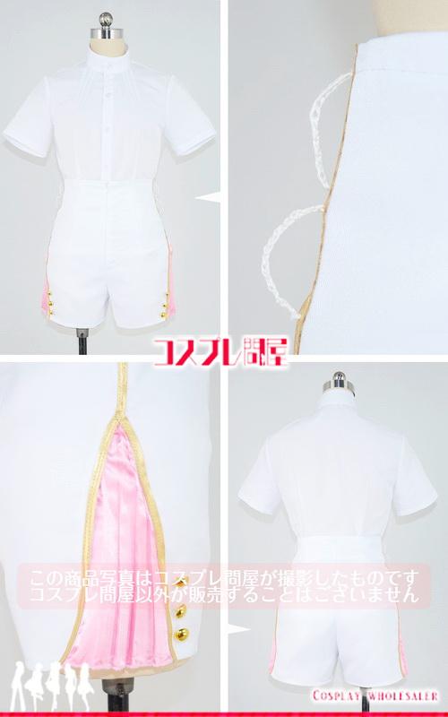 プロジェクトセカイ カラフルステージ! feat. 初音ミク Crown Knight コスプレ衣装 フルオーダー [4362]