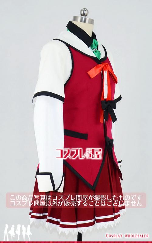 恋する乙女と守護の盾 聖テレジア学園 三年生女子制服 コスプレ衣装 フルオーダー [4411-2]